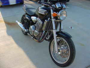 Forums / Classifieds / 1995 Triumph Thunderbird 900cc Cafe Racer - $