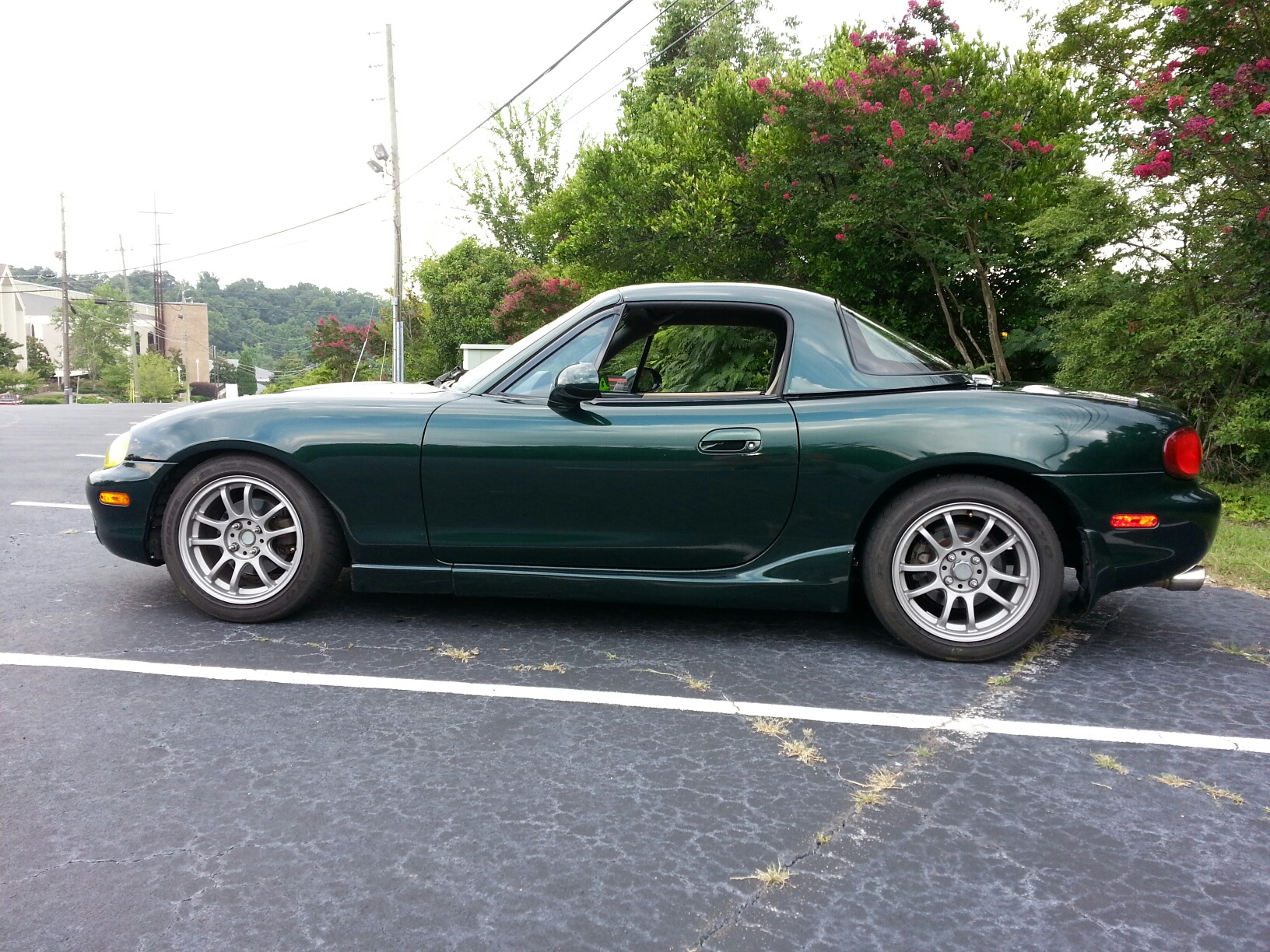 Forums  Classifieds  1999 Miata with hardtopSOLD  TAC and TVR