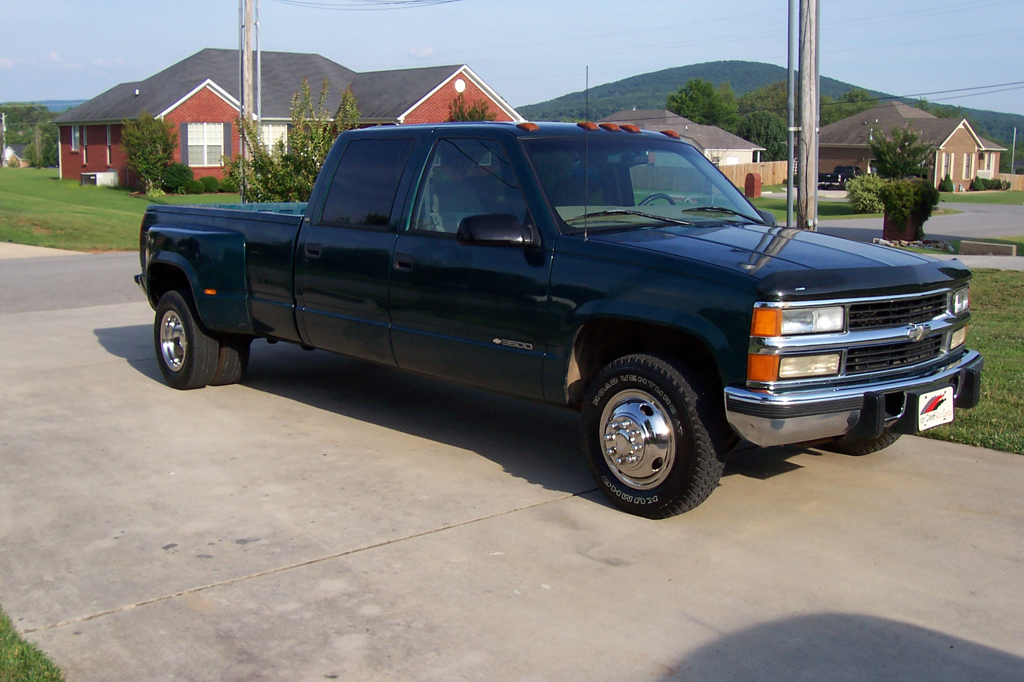 Forums / Classifieds / FS: 1997 Chevy 3500 Dually Turbo