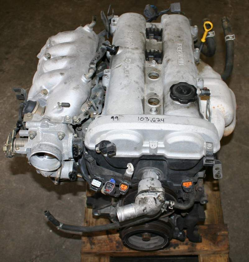 Forums / Clifieds / FS: 99 Mazda Miata Complete Engine w ...