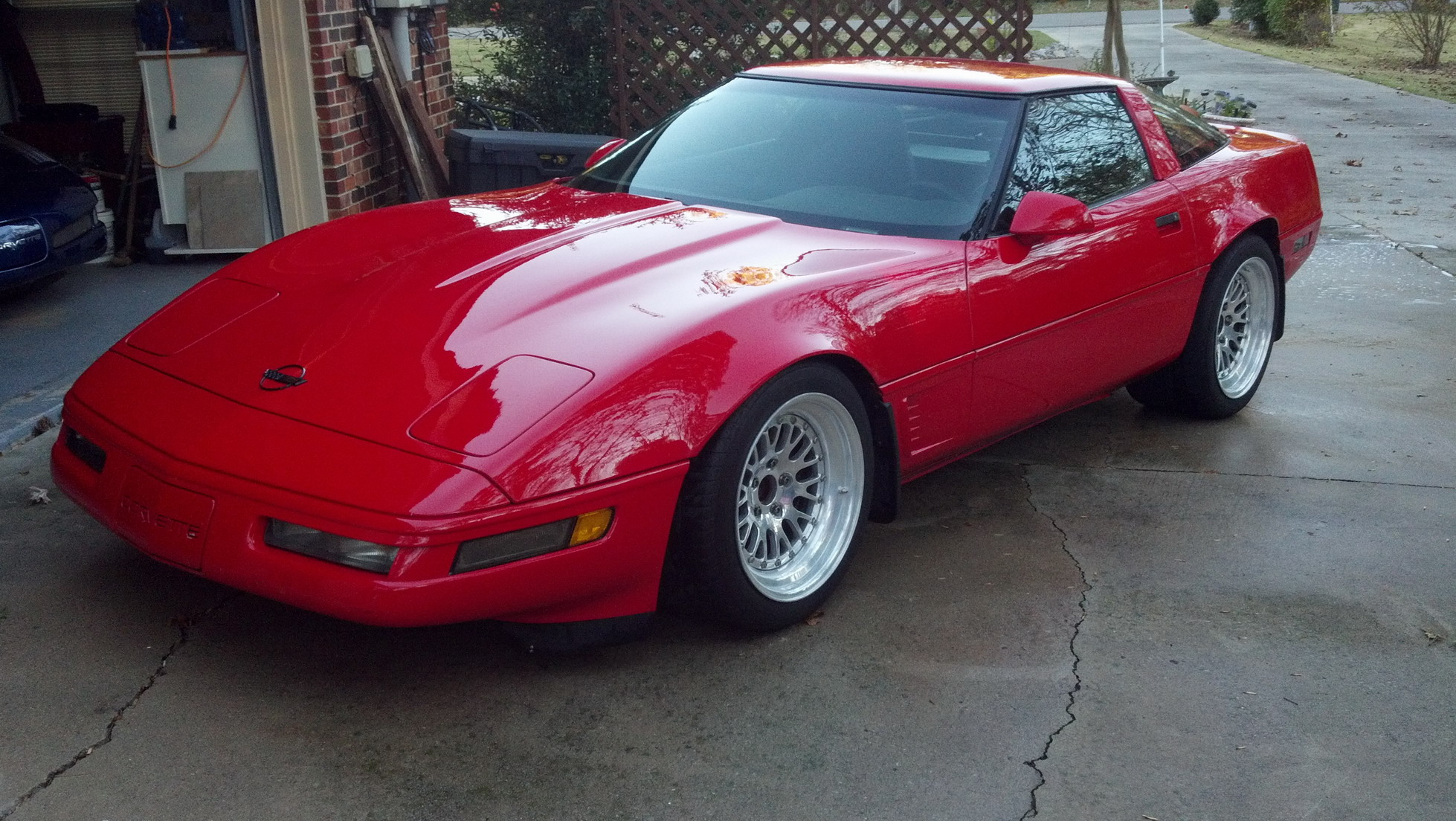 Forums Clifieds Fs 1996 Red Lt4 Corvette Coupe Sold Tac And Tvr